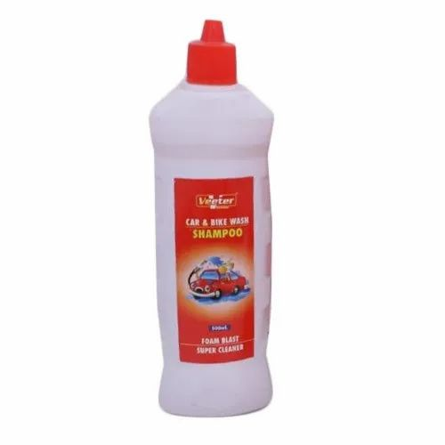 Veeter Car And Bike Foam Blast Shampoo 500ML, For Car And Bike Wash