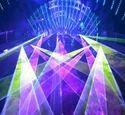 Laser 10W RGB Light