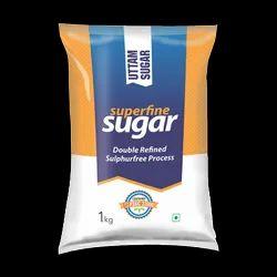 White Refined Uttam Superfine Sugar, Powder