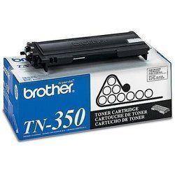 Brother TN-350 Black Toner Cartridge