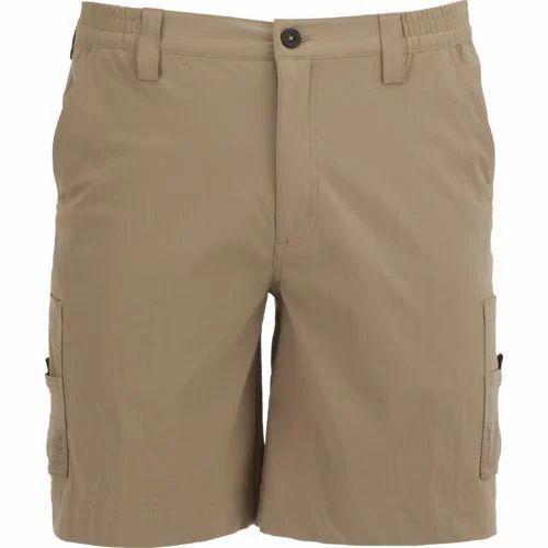 8c7a7e8e1168 Beige Thigh Length Men  s Street Shorts