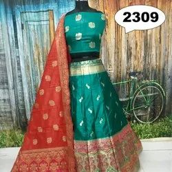 Modern Indian Traditional Lehenga
