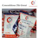 Cementitious Tiles Grouting