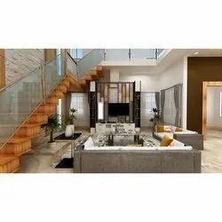 Duplex Living Room Interior Designing Service In Anisabad Patna Vihu Infra Id 20513798748