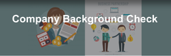 Company Background Check