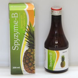 200 ml Enzyme With B-Complex Syrup