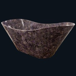 Amethyst Bathtub