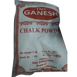 Chalk Powder, 1 Kg , packaging Type: Bag