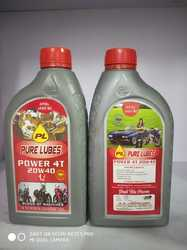 Power 4T 20W40 Engine Oils