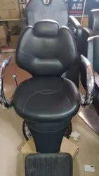 Salon Rotable Black Chair