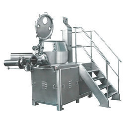 Rapid Mixer Granulation, Capacity: 25 Liter To 500 Liter