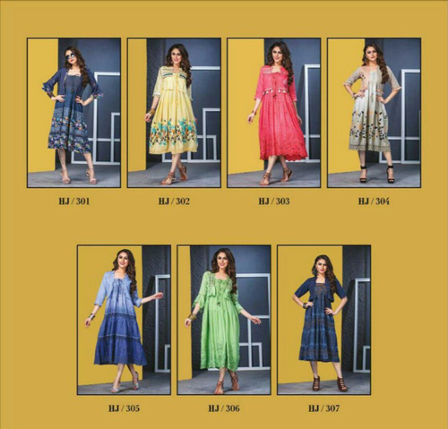 166aab4479 S4u Hello Jackets Vol 3 Imported Stretchable Kurta With Cool Jackets In  Single