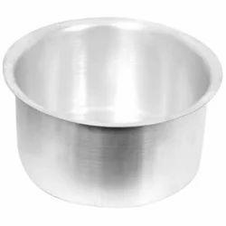 Helitap Round Aluminium Tope