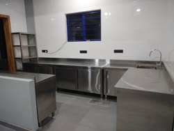 Work Unit Stainless Steel Working Tables