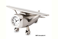 Simplexo Ss Commercial Aeroplane Shape Watch, Size: 100x70x42 Mm