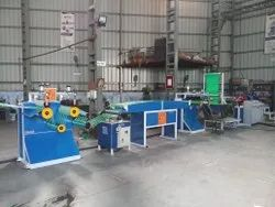 Fibrillation Tape (Sutli) Plant Line Machine