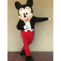 Medium And Large Plain Mickey Mouse Cartoon Costumes