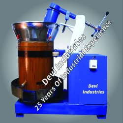 Semi Automatic Edible Oil Extraction Machine