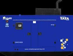 82.5 kVA Greaves Generator