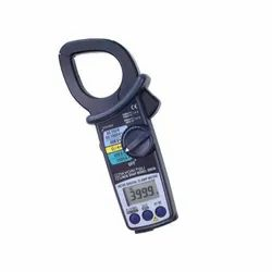 Digital AC/DC Clamp Meters