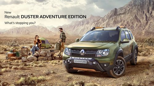 Renault Duster Adventure Edition At Rs 800000 Piece