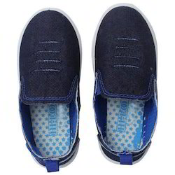 Casual PVC Kids Loafer Shoes
