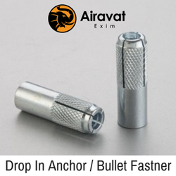 Airavat Iron Fastner, Type: Metal Fastners, Grade: Export