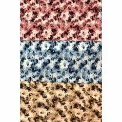 Printed Designer Kurti Fabric, GSM: 170