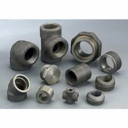 Duplex & Super Duplex Steel Forged Pipe Fittings & Olets