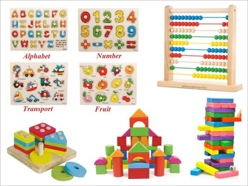 Children Multicolor Wooden Educational Toys And Puzzles Rs 1000 Set Id 1221186933