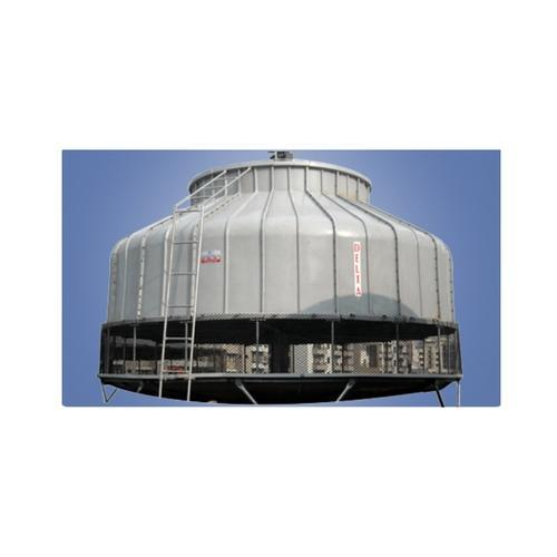 Delta 5092 Round Bottle Shape Cooling Tower 10 0 Hp | ID