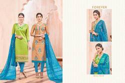 Embroidery Tow Top Salwar Kameez