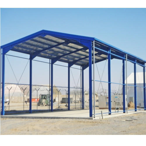Prefabricated Shelters Structure