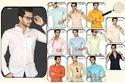Men's Plain Casual Shirts