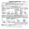 Electrical Shock Treatment Chart