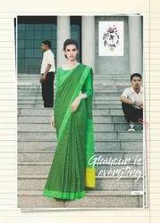 Ladies Malbari Silk Saree