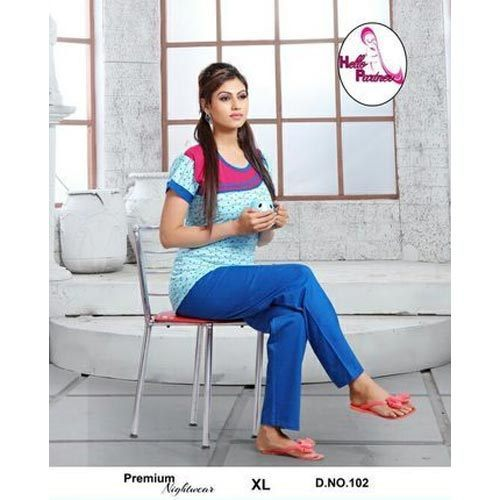 26726a27b Girls Stylish Night Suit at Rs 200  piece