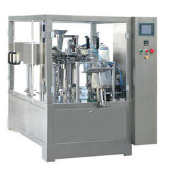 Automatic Dry Fruit Packing Machine
