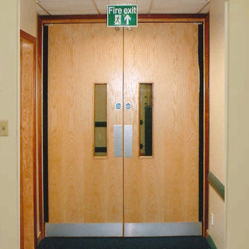 Wooden Acoustic Fire Door, Wooden Fire Door - Kindle Fire ...