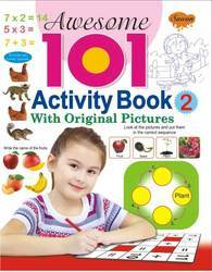 Awesome 101 Activity Book 2 (With Original Pictures)