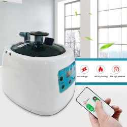 Temperature Control Steam Cooker for Beauty Parlour, Warranty: 1 Year