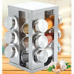Crystal Spice Rack