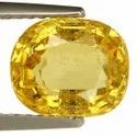 Clarity Cushion - Cut Ceylon Yellow Sapphire
