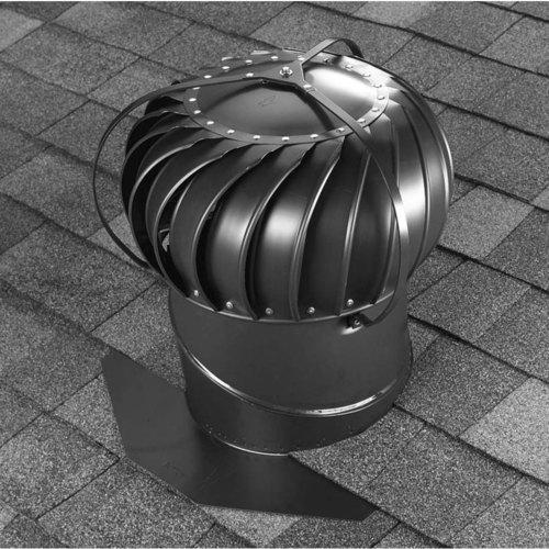 Automatic Aluminium and Stainless Steel Roof Turbine Axial Ventilator