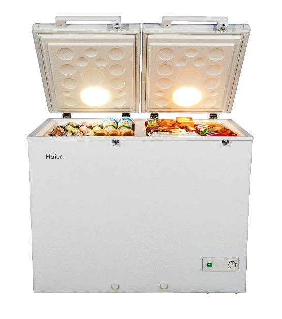 Haier 385 Ltrs Dual Freezer, HDF-385HC