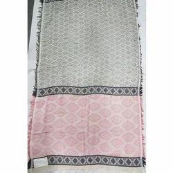 Viscose /Polyester Stripe Shawls