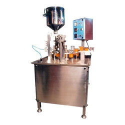 Yogurt Sealing Machine
