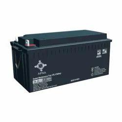 VRLA Solar Battery