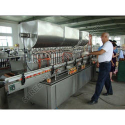 Viscous Filling Machines