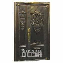 Step Steel Door Metal Door, for Home